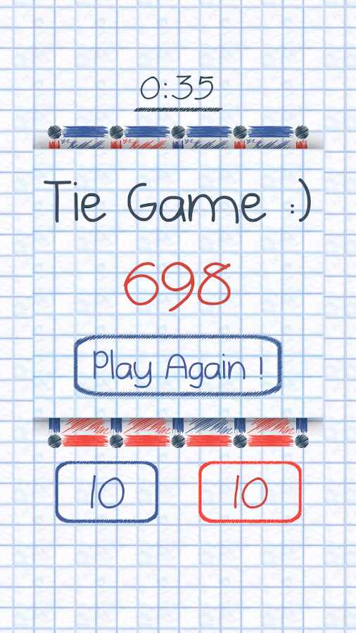 Dots and Boxes! - screenshot