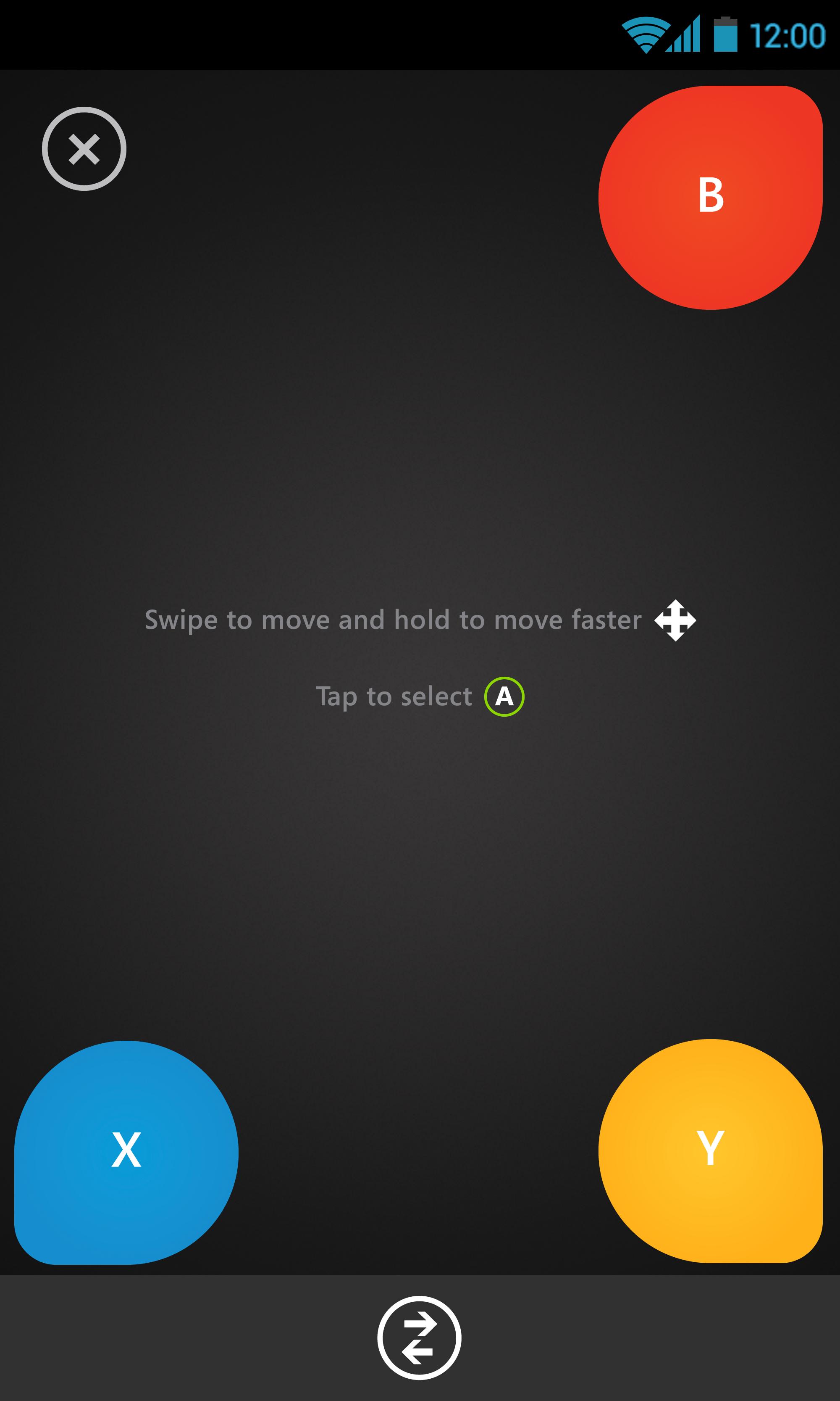 Xbox 360 SmartGlass screenshot #1