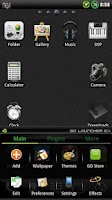 Screenshot of BIG ICONS Pack GO Theme