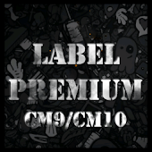 Label Premium CM9/CM10 Theme