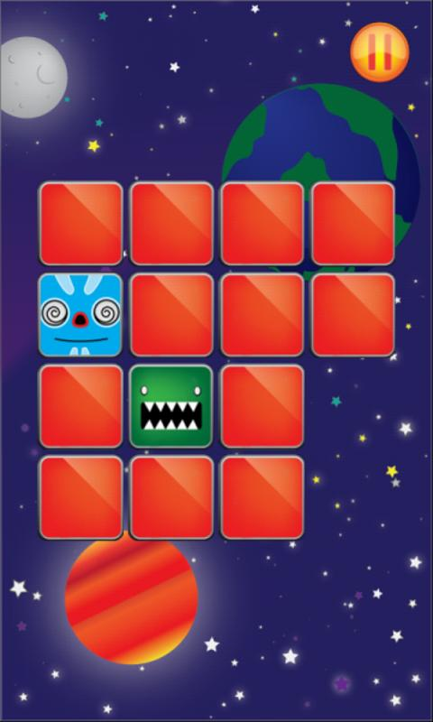 Memory Monster Lite - screenshot