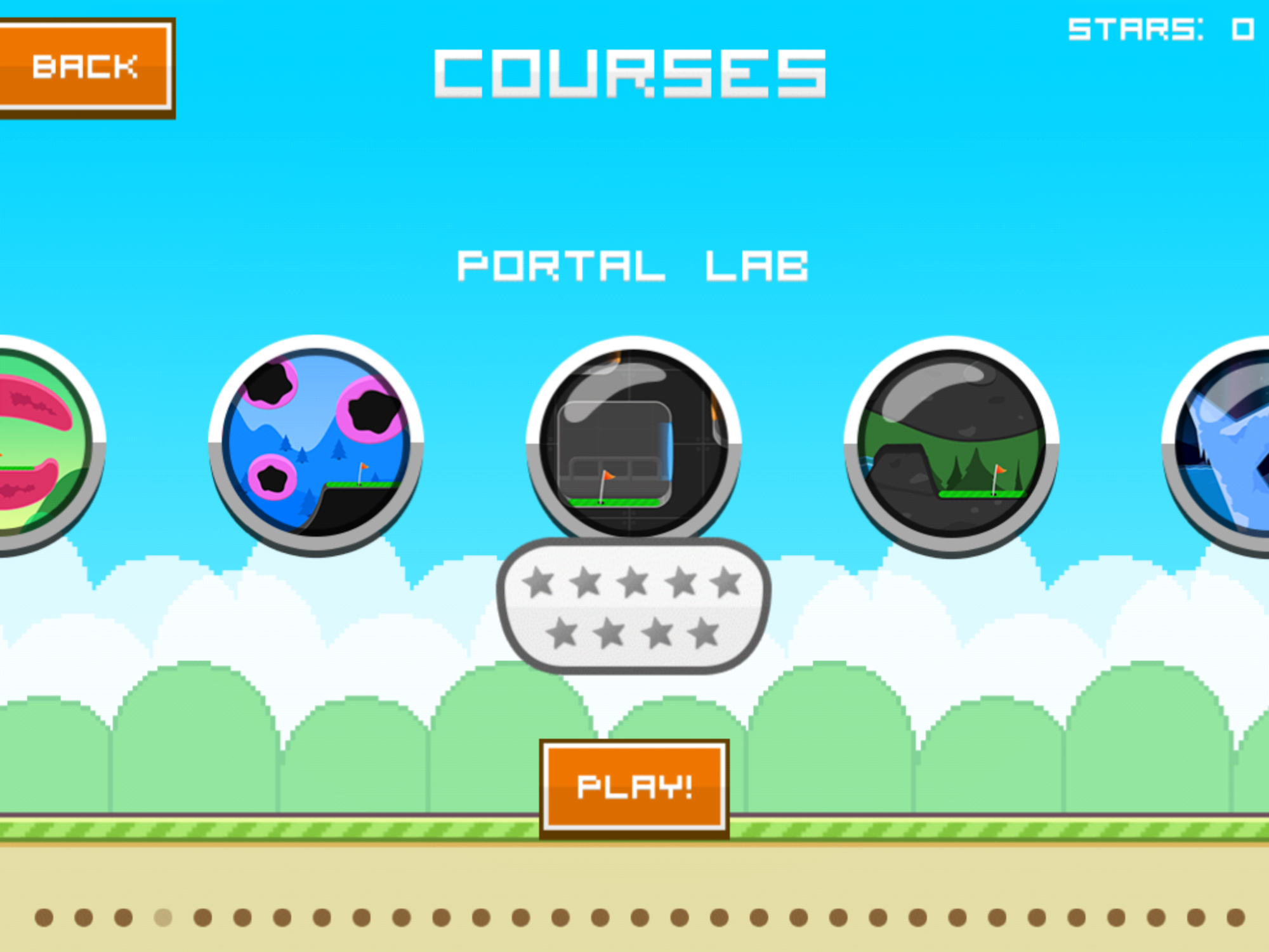 Flappy Golf screenshot #14