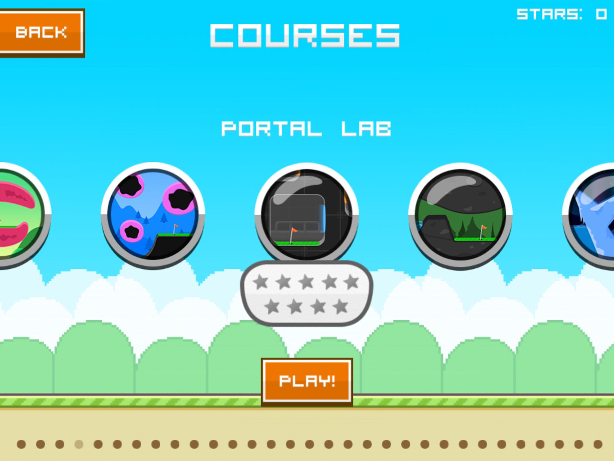 Flappy Golf screenshot #14
