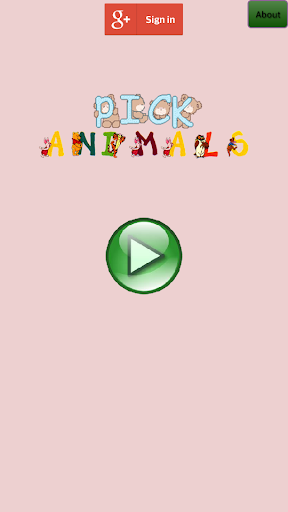 Pick Animals Pro