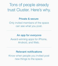 Cluster Screenshot 5