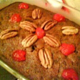 Boiled Fruitcake.