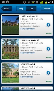 HAR.com Houston Real Estate - screenshot thumbnail