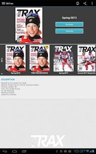 SkiTrax- screenshot thumbnail