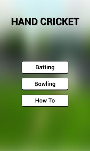 Hand Cricket 2