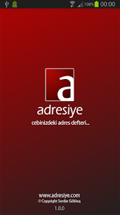 adresiye- screenshot thumbnail