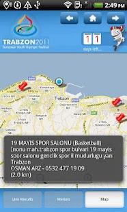 EYOF 2011 Trabzon- screenshot thumbnail