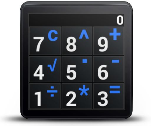 Quick Calc for Android Wear