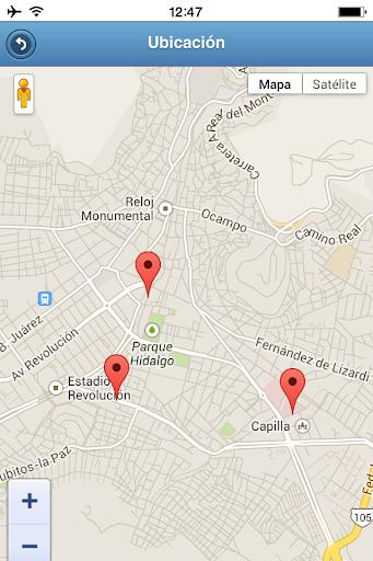 【免費生產應用App】Central Radiológica-APP點子