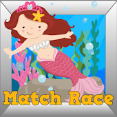 Mermaid Game For Kids