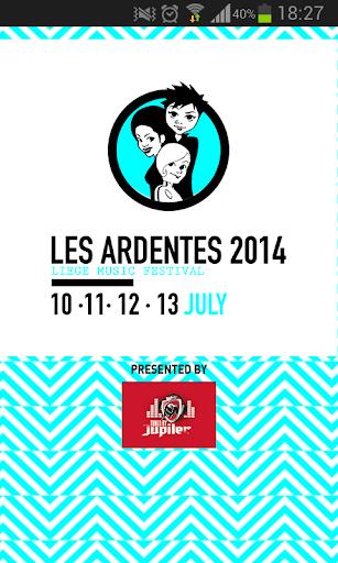 Les Ardentes 2014