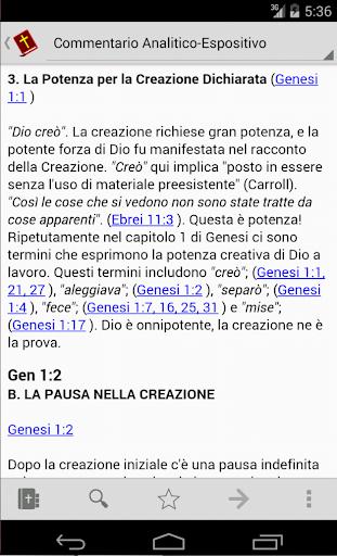Commento Analitico Antico T.