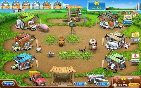 Весёлая ферма 2 для планшетов 休閒 App-癮科技App