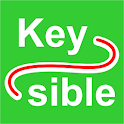 Keysible AlphaNumeric Keyboard logo
