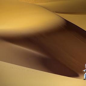 Dunes by Roberto Nencini - Landscapes Deserts