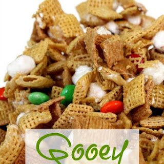 Gooey Golden Graham & Chex Mix