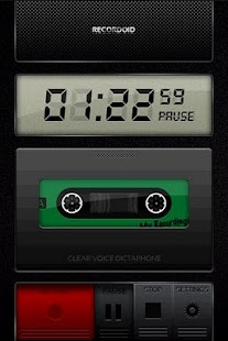 Recordoid Dictaphone Lite- screenshot thumbnail