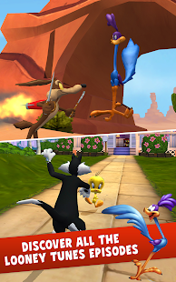 Looney Tunes Dash! Screenshot 28