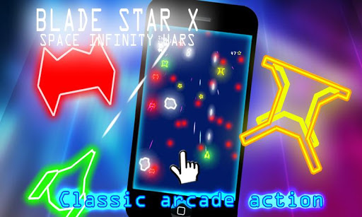Blade Star X : Space War fare