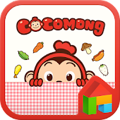 Coco_Cook dodol launcher theme