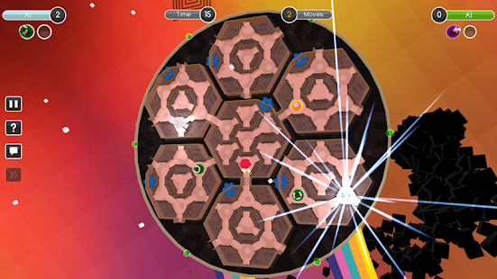 UFHO2 - Space Strategy Game Screenshot