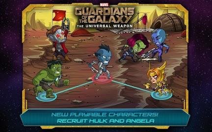Guardians of the Galaxy: TUW Scr