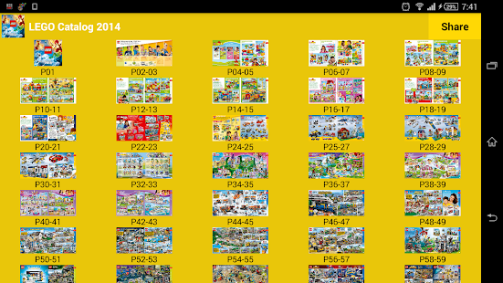 Lego Catalog 2014 July - Dec