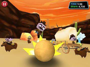 Roll: Boulder Smash! Screenshot 14