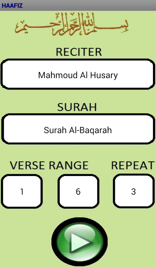 Quran Memorization (Hafiz) - screenshot