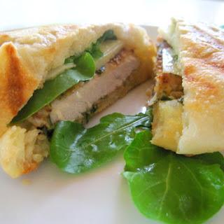 Breaded Pork Chop Panini Bliss