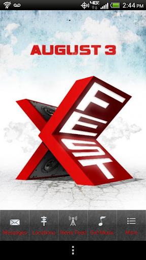 X Fest Modesto