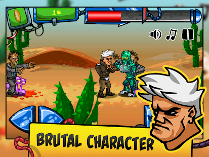 Biometal Blood Fighting Action - screenshot thumbnail