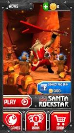 Santa Rockstar Screenshot 2