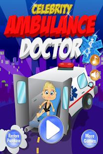 Celebrity Ambulance Kids EMT - náhled