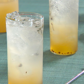 Grapefruit-Thyme Cocktail
