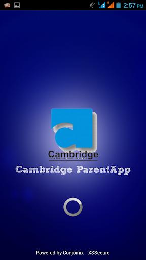 Cambridge School ParentApp