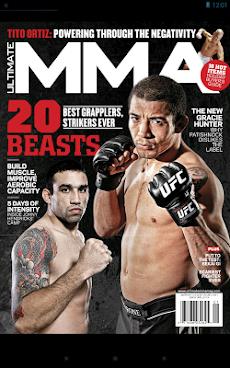Ultimate MMAのおすすめ画像1