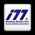 Donkey Dealer Pro: Poker Timer logo