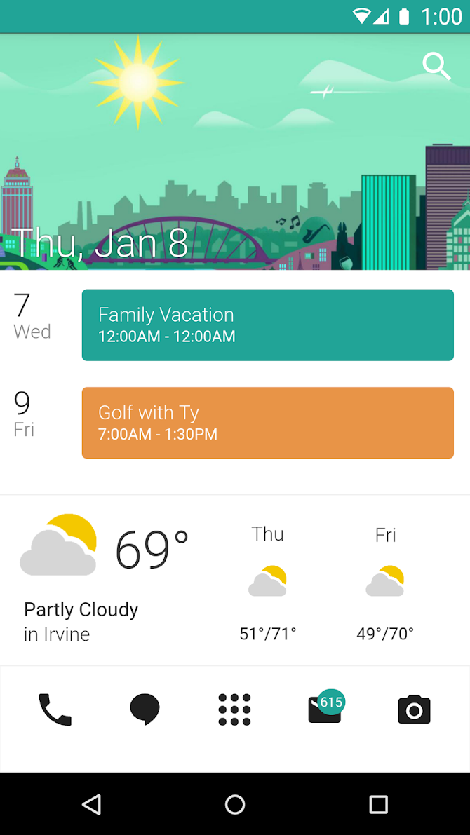 Zooper Widget Pro Android 1