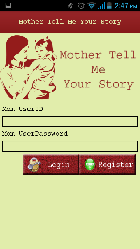 Mother Tell Me Your Story - screenshot