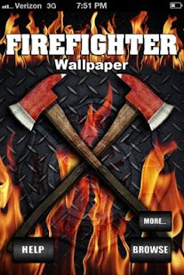 Firefighter Wallpaper! - screenshot thumbnail