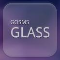 GO SMS Glass Theme icon