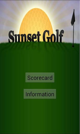 Sunset Mini Golf