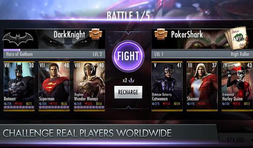 Injustice: Gods Among Us 2.19 screenshots 5