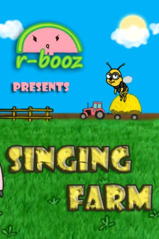 Singing Farm ☆ - screenshot