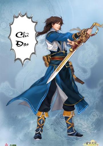 Chi Dao - Kiem Hiep